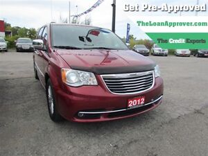 2012 Chrysler Town & Country Limited | NAV | CAM | LEATHER | ROO