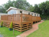 Swift Moselle 37X12 2 bedroom Sited on Whitewell Holiday Park, Lydstep Beach, Tenby