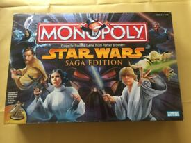 🌟 Star Wars Limited Edition Monopoly 🌟