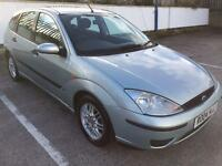 2004 FORD FOCUS 1.8 TDCI TURBO DIESEL, DRIVES GREAT