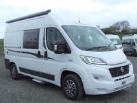 DREAMER D43 - FREE ALLOYS AND AWNING IF PURCHASED BY THE END OF MAY!