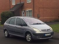 2003 Citreon Picasso 2.0 HDi (LHD) French reg left hand drive