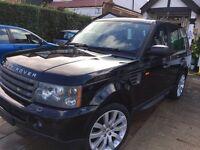 Range Rover sport SE LOW MILLAGE
