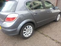 VAUXHALL ASTRA++TWIN PORT++MOT TILL MAY 2018++1.6L++HALF LEATHER SEAT++GOOD ALLOYS WITH NEW TYRES