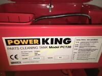Parts cleaning tank model PCT20