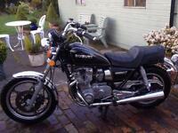 Suzuki GS550L 1981 Classic Japanese Motorcycle