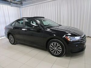 2019 Volkswagen Jetta WOW! WHAT MORE DO YOU NEED!? SEDAN w/ BACK
