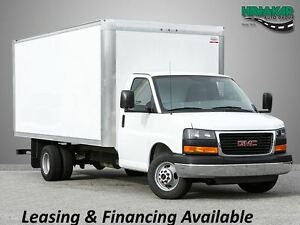 2014 GMC Savana 3500 16' Box
