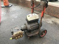 Pressure washer interpump comercial