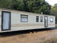 Willerby Granada 36 x 12/3 bed static caravan (1994)