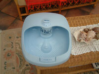 FOR SALE FOOT SPA