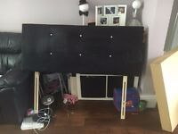 Free Double bed Headboard