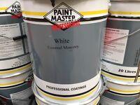 Masonry Paint (White)