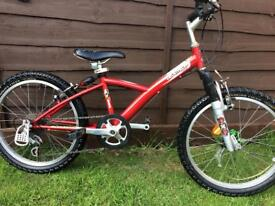 Boys decathlon mountain bike