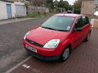 2003 Ford Fiesta 1.4 Finesse Durashift EST 5dr Automatic @07445775115@