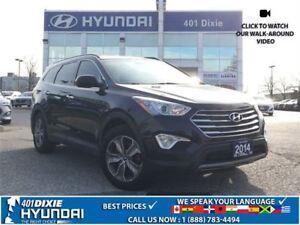 2014 Hyundai Santa Fe XL Base|1 OWNER|7 SEATER|HEATED SEATS|BLUE