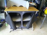 Caravan or camping kitchen stand