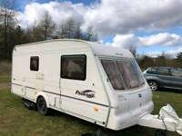 FOR SALE - 2 berth Bailey pageant imperial series 5. Year 2002. Approximately 21ft