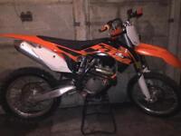 Ktm 350 sxf Motocross bike ... not 250 125 450 kxf Rmz Yz kx Yzf