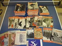 1938-43 Picture Post and Illustrated Magazines plus others