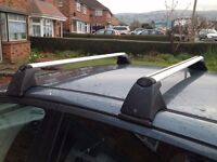 Genuine Mercedes A class roof bars