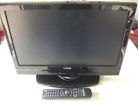 LUXOR 19 INCH TV/ GOOD WORKING CONDITION