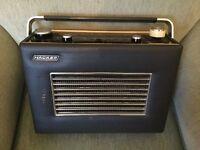 Hacker Herald Transistor Radio