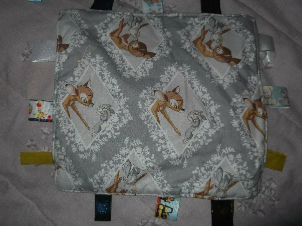 taggy blanket 8x10ins