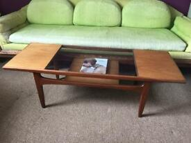 Mid Century Retro Vintage G plan Coffee Table.