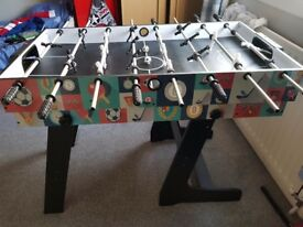 Multi game football table £35