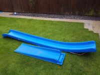 Childrens slide - 3 metres long - perfect for treehouse