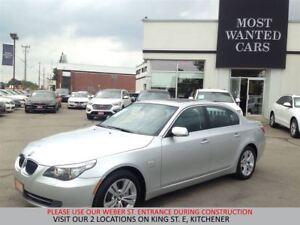 2009 BMW 5 Series 528i xDrive | XENON | HEATED STEERING