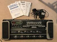 Zoom G9.2tt Guitar multi FX
