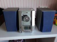 JVC Hi-Fi system