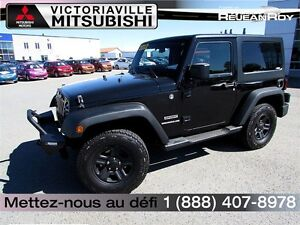 2012 Jeep Wrangler Sport 4X4 Automatique