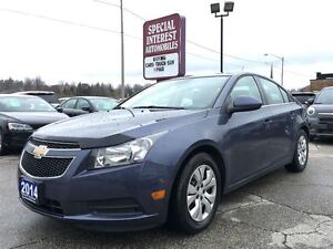 2014 Chevrolet Cruze 1LT TURBO LOADED NO ACCIDENTS!!