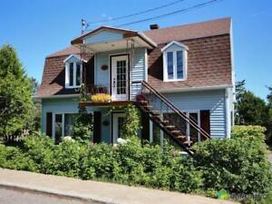 175 000$ - Duplex à vendre à La Malbaie (Cap-À-L'Aigle)
