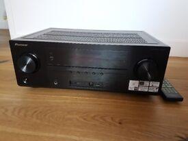 Pioneer VSX-527 5.1 AV Receiver AirPlay DLNA DTS HD