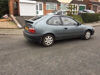Toyota Corolla***QUICK SALE***BARGAIN***OPEN TO OFFERS