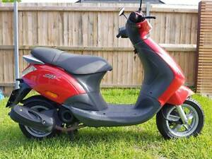 2007 Piaggio Zip 100 Low Kms Ideal to Get Around Northern Beaches Manly Vale Manly Area Preview