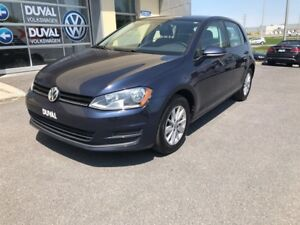 2016 Volkswagen Golf COMFORTLINE - MANUAL BLUETOOTH CAMERA