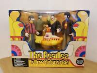 The Beatles Yellow Submarine Figure Box Set. New. Wyke Regis. Weymouth