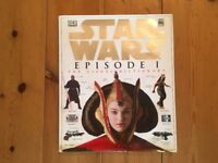 Official Star Wars Episode 1 Book: The Visual Dictionary (Hardcover)