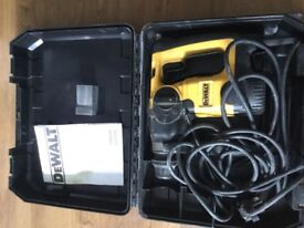 DeWalt D25303 Corded SDS-plus Compact Hammer Drill with Case