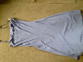 Dorothy Perkins size 10 lilac dress BNWT originally £25