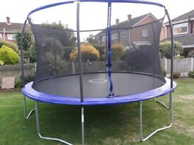 Trampoline 14ft - Sportspower - Still in great condition!!