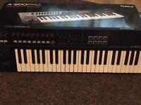 Roland A-500 midi keyboard