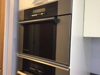 Di Dietrich steam oven. The healthy way to cook.
