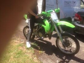 Kx85 2008 cash or swap for 125 cash your way for right bike