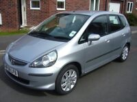 Honda Jazz 1.4 i-DSi SE CVT 7 Speed Automatic 5-door Immaculate - Incredible Low Mileage!